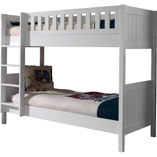 Aldrich European Single Bunk Bed By Harriet Bee