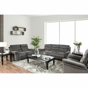 Helgeson Transitional Manual Wall Hugger Configurable Living Room Set by Red Barrel Studio