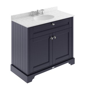 1020mm Free-standing Single Vanity Unit By Hudson Reed