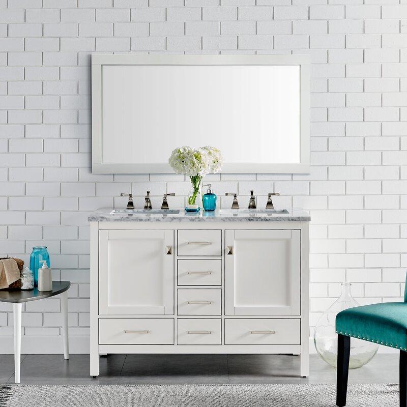 Eviva Furlow & mirror Vanity 48'  Item# 12087