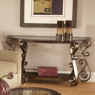 Guide to buy Bradley Console Table By August Grove