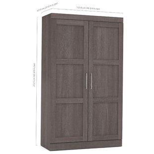 Beachcrest Home Navarro Armoire