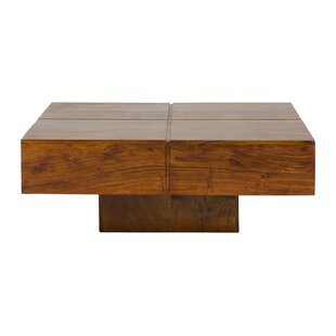 Cube Coffee Table By Massivum