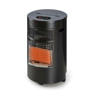 Bonaparte Gas Patio Heater By Blumfeldt