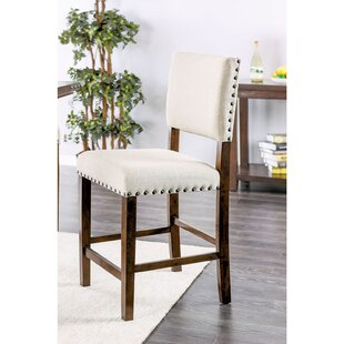 Buntingford Upholstered Dining Chair (Set of 2) Alcott Hill