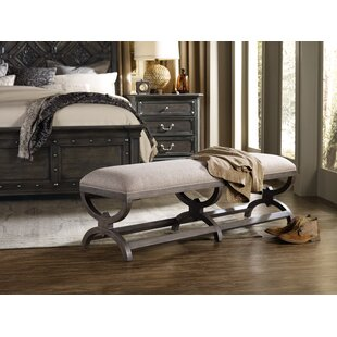Hooker Furniture Wood Bench