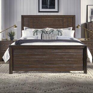 Millwood Pines Van Reipen Platform Bed