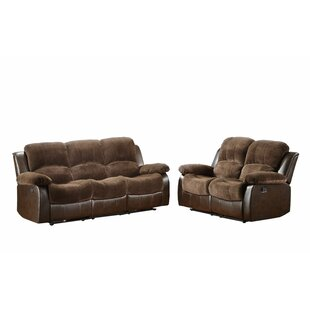 Latitude Run Wagnon Double Reclining Sofa