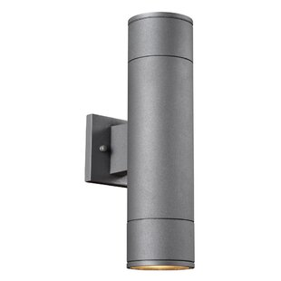 Ebern Designs Kenilworth 2-Light Outdoor Sconce
