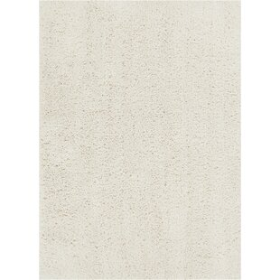 Best Reviews Olszewski Faux Fur White Area Rug By Union Rustic
