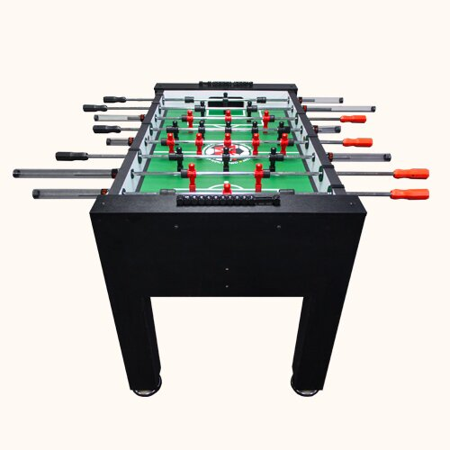 warrior table soccer professional foosball table & reviews | wayfair