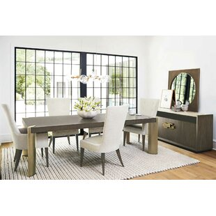 Profile Rectangular 7 Piece Dining Set Bernhardt