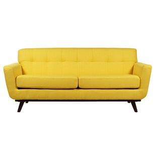 Best Choices Retro 3 Seater Sofa by Joseph Allen Reviews (2019) & Buyer's Guide