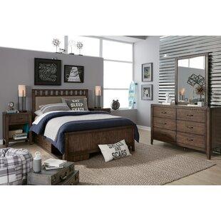 Maven Complete Panel Configurable Bedroom Set