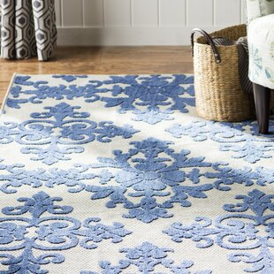 Kari Royal Indoor/Outdoor Area Rug