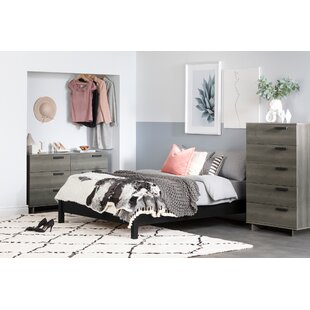 Cavalleri Platform Configurable Bedroom Set
