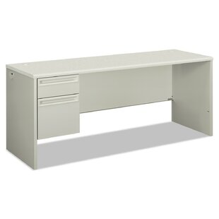 38000 Series Single Pedestal Desk
