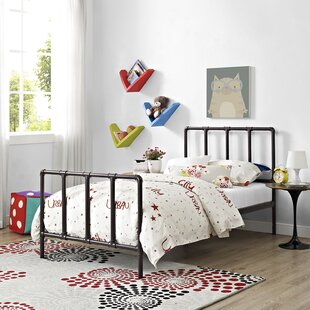 Dower Twin Slat Bed