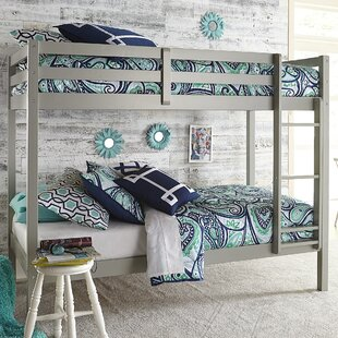 Binne Twin Over Twin Bunk Bed