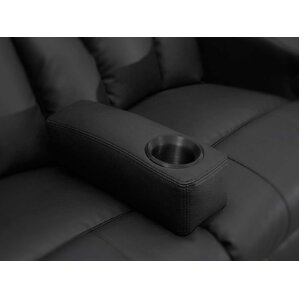 Home Theater Removable Armrest by Octane Seating
