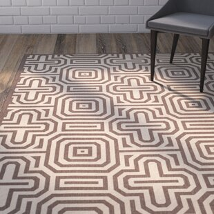 Jefferson Place Natural/Brown Indoor/Outdoor Area Rug