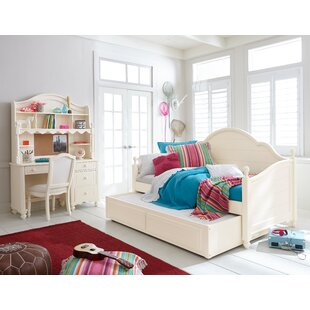 Summerset Paneled Twin Daybed with Trundle by LC Kids