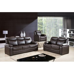 Metro 2 Piece Living Room Set Modern  Contemporary Sets You ll Love Wayfair