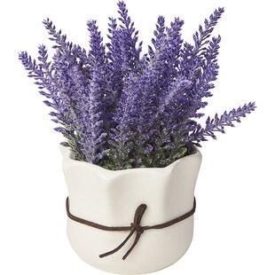 Artificial Flowers In Pots Wayfair