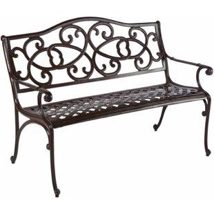 Mackey Aluminum Garden Bench