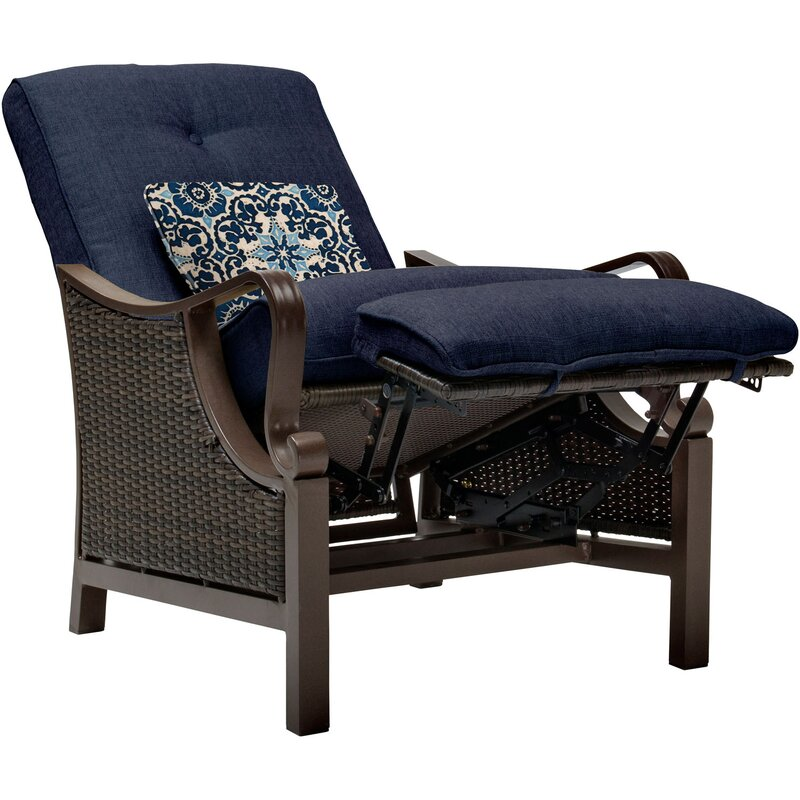 Marvelous Sherwood Luxury Recliner Chair With Cushions