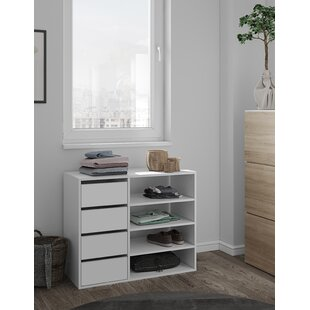 Shop For 12 Pair Shoe Storage Cabinet By Rebrilliant