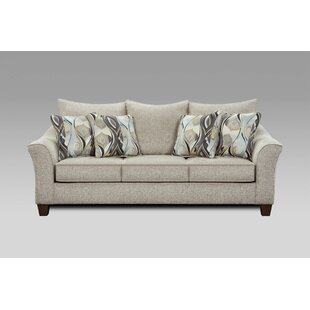 Clarwin Cafe Sofa by Fleur De Lis Living