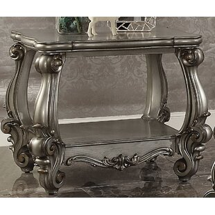 Read Reviews Medley End Table by Astoria Grand