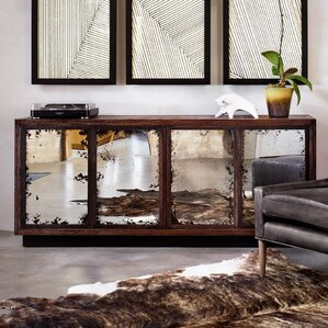 Mirror Sideboard by Design Tree Home