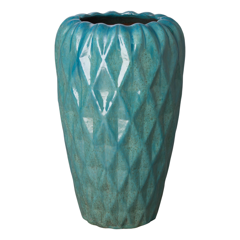 Floor Mid Century Modern Vases Urns Jars Bottles You Ll Love In 2021 Wayfair