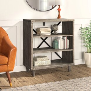 Laguna Standard Bookcase by Gracie Oaks