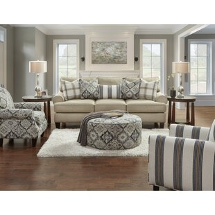 Southern Home Furnishings Whitaker Configurable Living Room Set