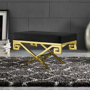 Hwang Upholstered Bench by Mercer41