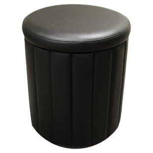 Crossett Storage Ottoman By Marlow Home Co.