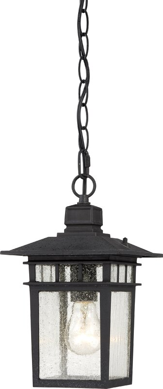 Valeri 1 Light Outdoor Hanging Lantern