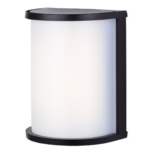 Ruggeri LED Plastic Outdoor Sconce
