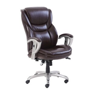 Outten Genuine Leather Executive Chair