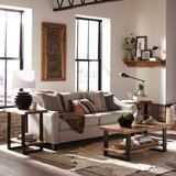 Spurgeon 3 Piece Coffee Table Set by Union Rustic