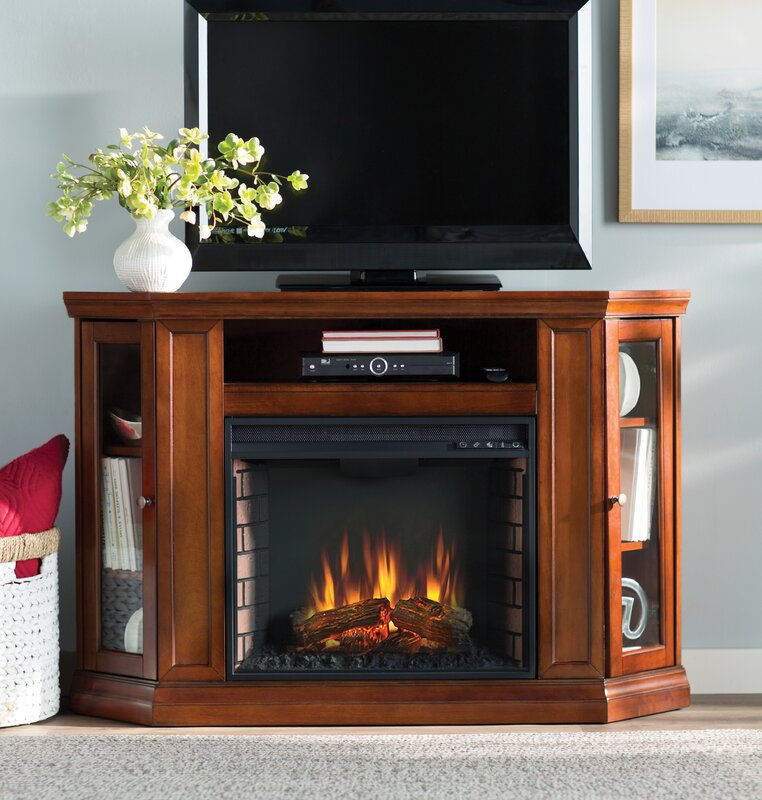 tv fireplace stand. dunminning corner tv stand with fireplace tv