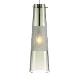 LBL Lighting Bonn 1-Light Cone Pendant
