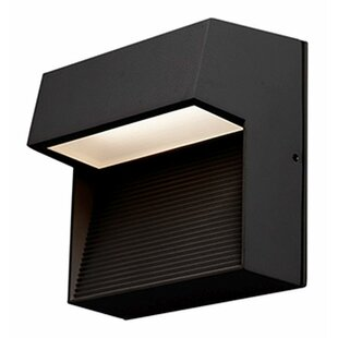 Find Hailey 1-Light Outdoor Sconce By Radionic Hi Tech