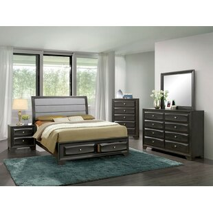 Mccafferty Panel Configurable Bedroom Set