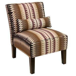 Union Rustic Adrianna Slipper Chair