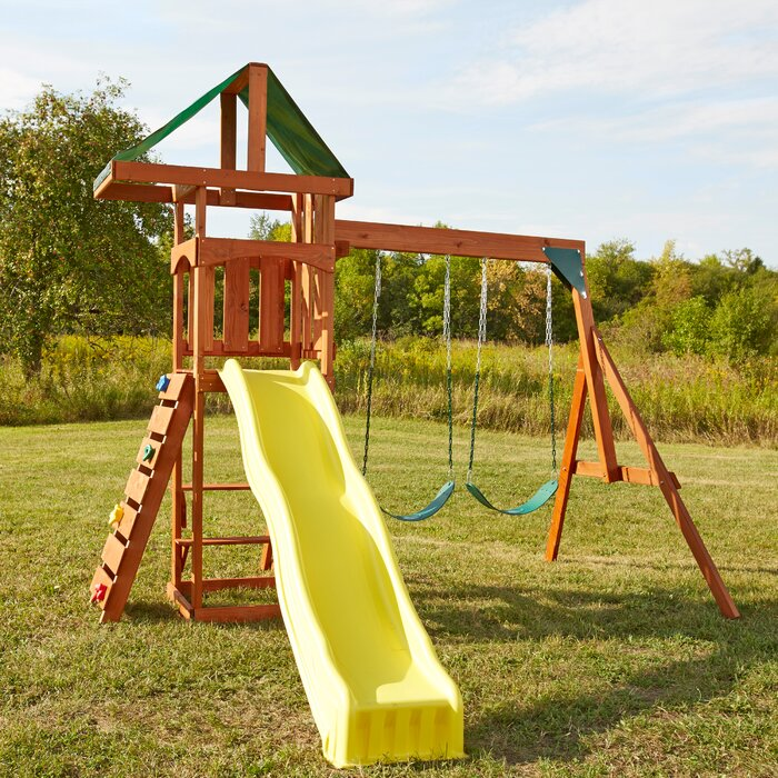ws slide n playset swing wrangler custom p do it playsets hardware yourself