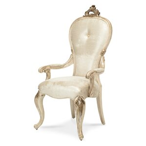 Platine De Royale Arm Chair by Michael..
